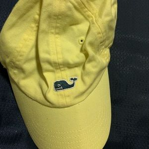 VV yellow hat